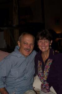 Steve & Karen at Lamai